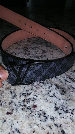 Louis vuitton belt for Sale in Odenton, MD