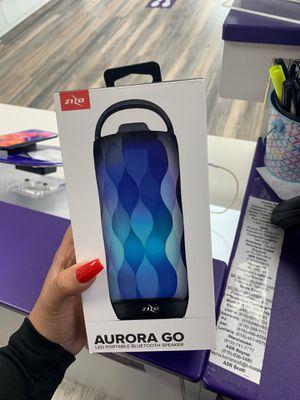 aurora go led portable speaker for Sale in San Diego, CA
