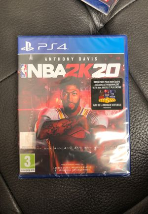 NBA 2k20 (Deluxe Edtion) for Sale in Andover, MN