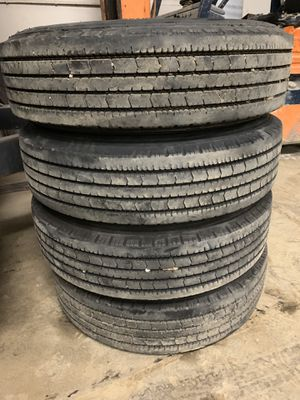 Trailer tires for Sale in Grafton, OH