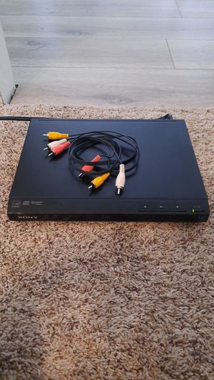 Sony DVD/CD player, playa!!!!! for Sale in Pearland, TX