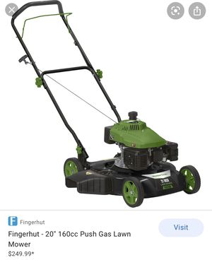 Lawn mower, new for Sale in Ontario, CA