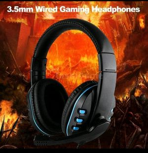 PS4 headset for Sale in Wichita, KS