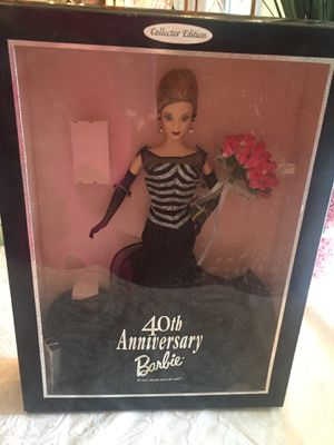 Brand new 40th Anniversary Barbie Doll for Sale in Nashville, TN