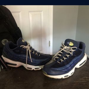 Nike Air Max 95 Void Blue for Sale in Riverdale, GA