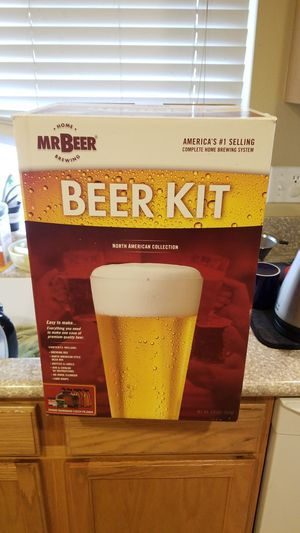 Mr beer home breweing, beer kit for Sale in Puyallup, WA