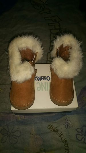 Girl toddler boots size 5 wore one time for Sale in Richmond, VA