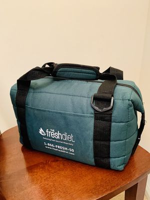 Dark Green Portable Lunch Cooler for Sale in Springfield, VA