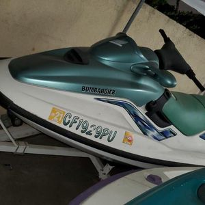 2000 and 1996 Seadoos /Jetskis with 1994 Ziema trailer. for Sale in Hacienda Heights, CA