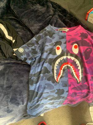 WGM Bape Shirt for Sale in Riverside, CA