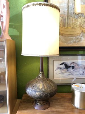 Vintage Lamps, circa 1960's, 2 Avail... for Sale in San Diego, CA