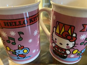 Set of Hello Kitty mugs cups for Sale in Clinton, MD
