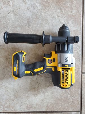 DEWALT 20-Volt Max 1/2-in Variable Speed Brushless Cordless Hammer Drill for Sale in San Antonio, TX
