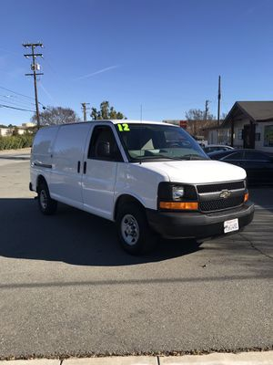 2012 Chevrolet Express Cargo for Sale in Martinez, CA