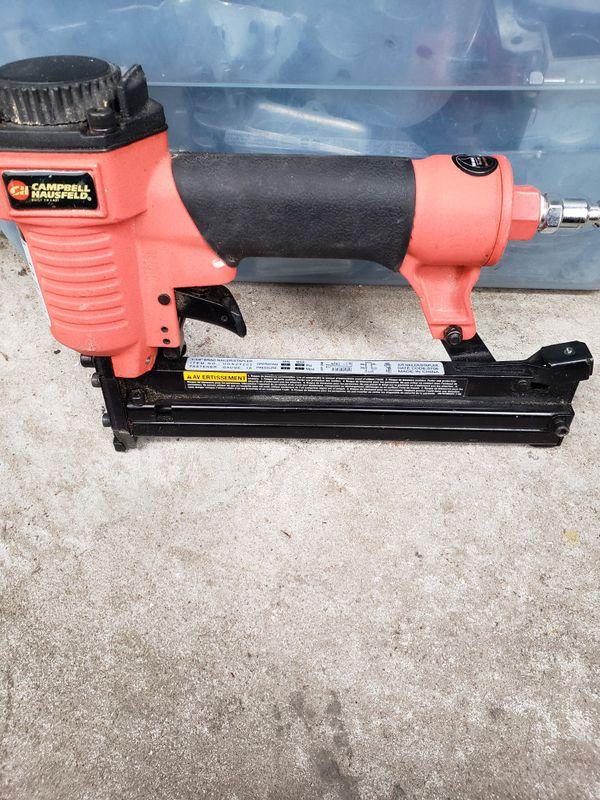 flooring stapler