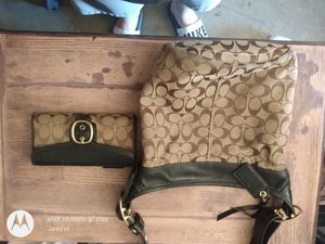 Purse and wallet for Sale in Irving, TX