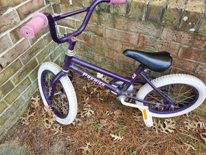 Girls purple bike for Sale in Chesapeake, VA