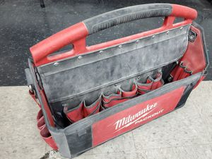 """Milwaukee Packout 20"""" bag °°°***BAG ALTERED. NO LONGER FITS ONTO PACKOUT SYSTEM***°°° for Sale in Rancho Cucamonga, CA"""