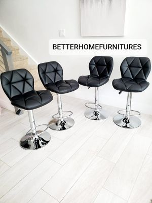 Brand new bar stools in box/ adjustable barstools for Sale in Fort Lauderdale, FL