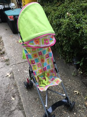 Nice stroller only 15 Firm for Sale in Glen Burnie, MD