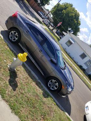 2016 salvage Honda civic 57k for Sale in Fresno, CA
