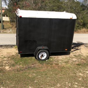 Nice Enclose Trailer For Sale for Sale in Poinciana, FL