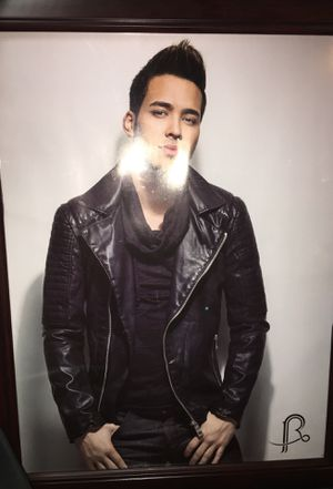 Prince Royce Poster full size for Sale in FL, US
