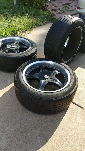 """18"""" wheels for Sale in Fort Worth, TX"""