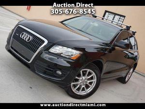 2011 Audi Q5 for Sale in Miami, FL