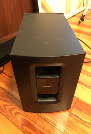 Bose SoundTouch home theater speaker for Sale in Lakeland, FL