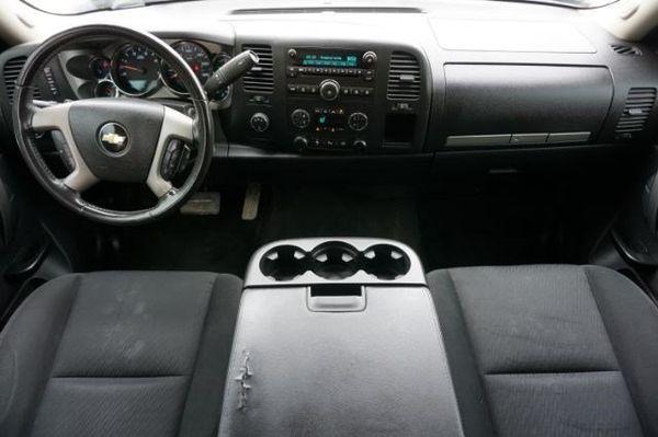 2012 Chevrolet Silverado 3500HD
