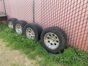 Tires with Rims for Sale in Fresno, CA