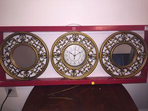 Clock/mirrors for Sale in Murfreesboro, TN