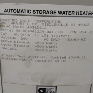 Water Heaters for Sale in Acampo, CA