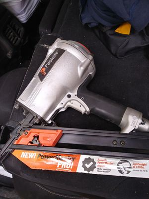 Framing nail gun Paslode for Sale in Wichita, KS