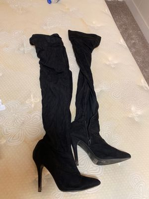 Thigh high boots for Sale in Tualatin, OR