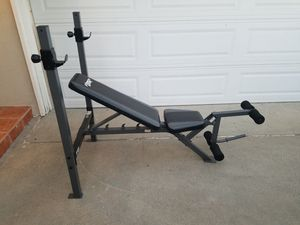 Fitness Gear Standard Weight Bench for Sale in Los Alamitos, CA
