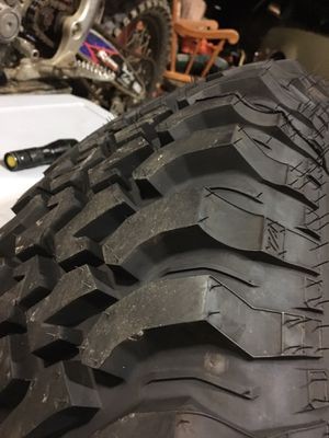 New wheels and mud tires!! for Sale in Grove City, OH