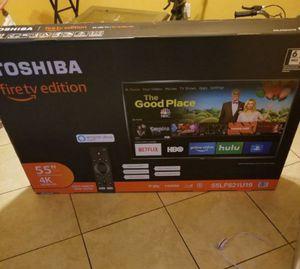Toshiba 4K Fire TV for Sale in Pembroke Pines, FL