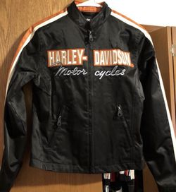 Harley Davidson's Women's Motorcycle Jacket for Sale in Hillsboro,  OR