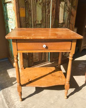 Antique Nightstand Desk for Sale in Orange, CA
