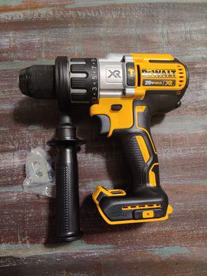 DCD996 DeWalt hammer drill XR 3-speed for Sale in Falls Church, VA