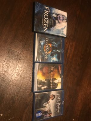 Blue ray DVDs for Sale in Pomona, CA