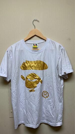 Bape tee shirt XL for Sale in Tacoma, WA