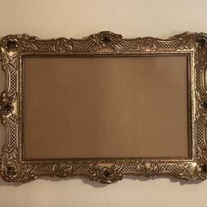Large Decorative Frame, 27x39 Inches, Inside Is 19x31 Inches for Sale in Bailey's Crossroads, VA