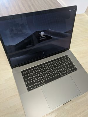 Apple MacBook Pro 15 inches 2017 for Sale in Renton, WA