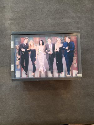 Friends DVDS Collector Box Set seasons 1,2,3,4,5,6,7,8,9 and 10. OBO for Sale in Everett, WA