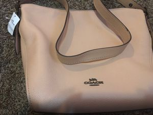 COACH NY genuine leather signature $350 value for $150 for Sale in Highland, UT