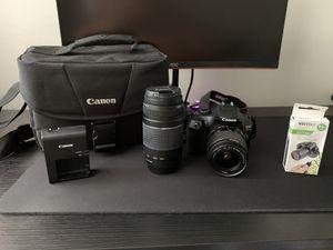 Canon Rebel T6 Camera Set for Sale in Fort Lauderdale, FL