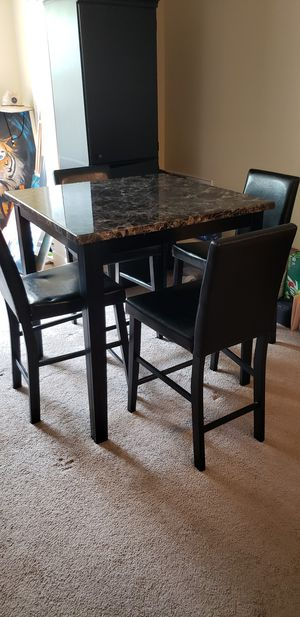 4 Piece Dining table for Sale in Lincolnia, VA
